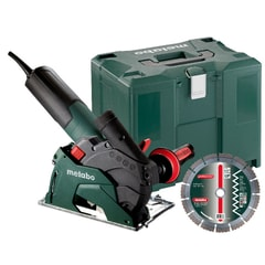 Metabo W 12-125 HD Set CED - Úhlová bruska